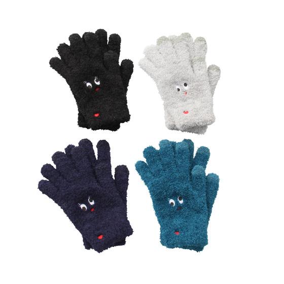 ★PLAZA限定★ W7 GLAMLIN GIRL 手袋 1 | PLAZA ONLINE STORE - プラザオンラインストア