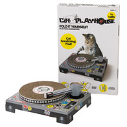 Cat DJ Scratching Deck 猫用爪とぎ