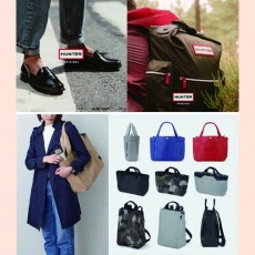 「HUNTER」・「ROOTOTE」POPUPのご案内