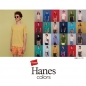 『Hanes colors』POP-UP...