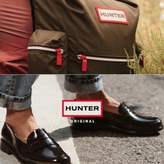 9/13(金)~9/30(月)「HUNTER」POP UP