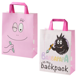 2017 BARBAPAPA in my backpack