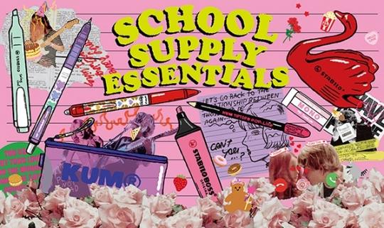 SCHOOL SUPPLY ESSENTIALS