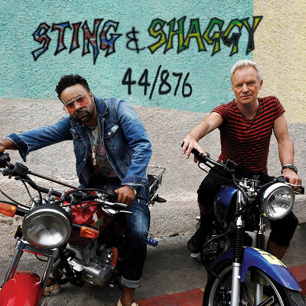 44/876|Sting & Shaggy