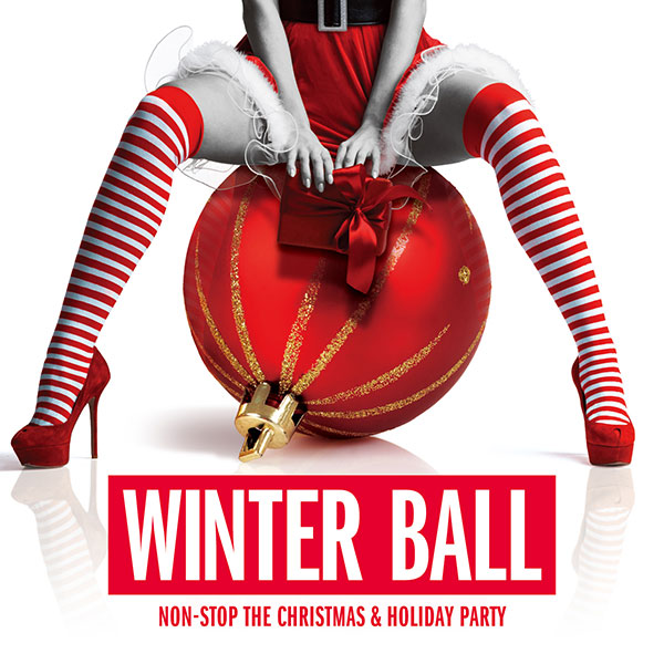Winter Ball : Non-Stop THE Christmas & Holiday Party | V.A