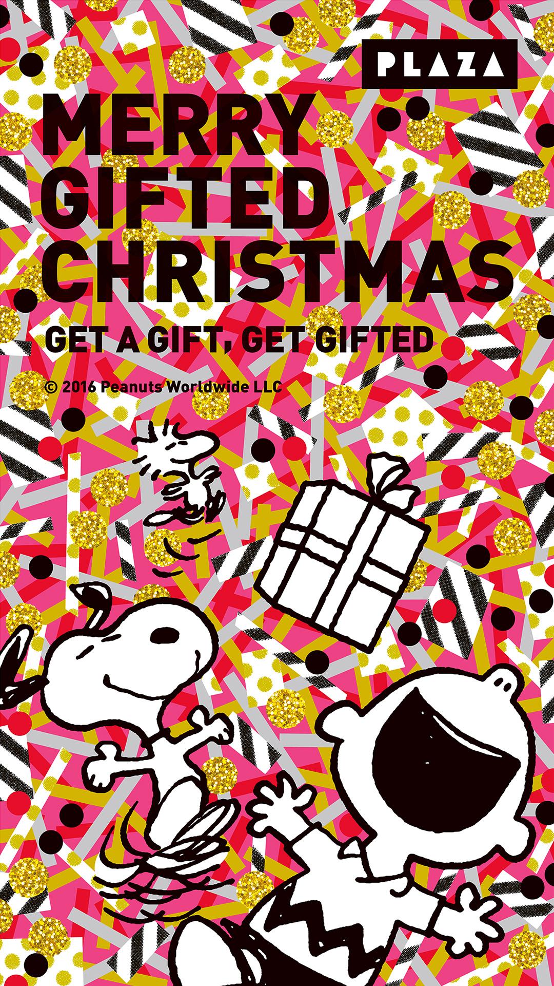 Plaza クリスマス Peanuts Usブランド